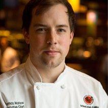 Chef Thomas Marlow