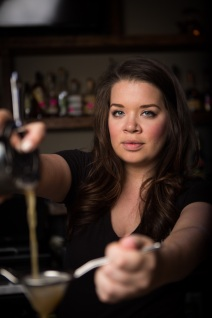 Amanda Britton representing Muddy River Distillery