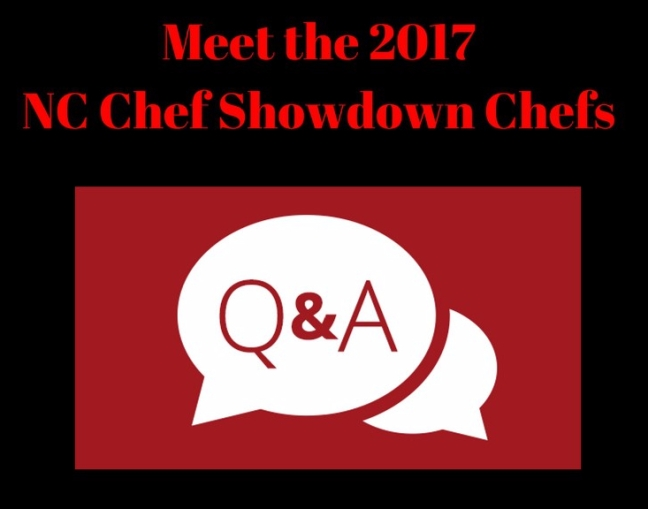 Meet the 2017NC Chef Showdown Chefs