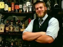Greg Schammel representing Durham Distillery
